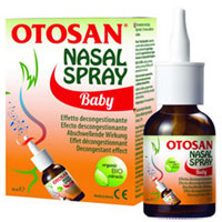 Otosan - Otosan Natural Nasal Spray (BABY)