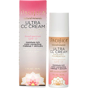 Ultra CC Cream Radiant Foundation - Warm / Light