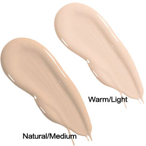 Ultra CC Cream Radiant Foundation - Colour Chart