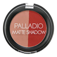 Palladio - Herbal Matte Eyeshadow Duo - Soiree