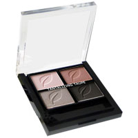 Palladio - Herbal Eyeshadow Quad - Tantalizing Taupe