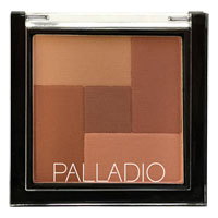 Palladio - 2-In-1 Mosaic Powder  - Desert Rose