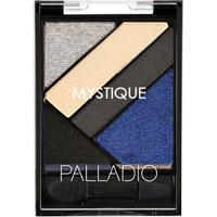 Palladio - Silk FX Eyeshadow Palette - Mystique