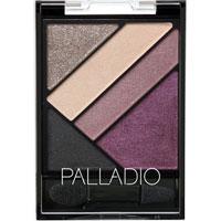 Palladio - Silk FX Eyeshadow Palette - Boudoir Chic