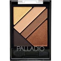 Palladio - Silk FX Eyeshadow Palette - Rendezvous