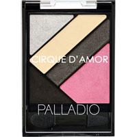 Palladio - Silk FX Eyeshadow Palette - Cirque d'Amour