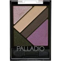 Palladio - Silk FX Eyeshadow Palette - Femme Fatale
