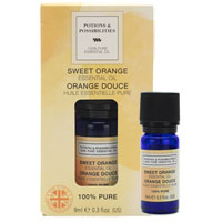 Potions & Possibilities - Sweet Orange Essential Oil
