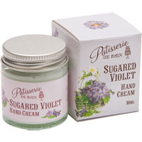 Patisserie De Bain - Sugared Violet Hand Cream