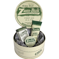Zam-Buk - Zam-Buk First Aid In A Tin