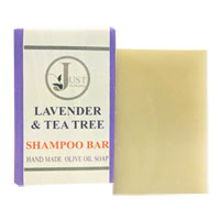 Just Soaps - Lavender & Tea Tree Shampoo Bar