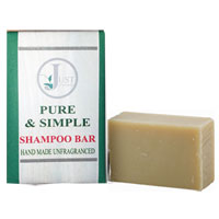 Just Soaps - Pure & Simple Shampoo Bar
