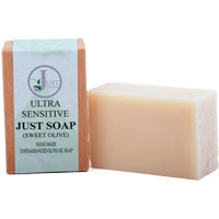 Just Soaps - Ultra Sensitive Soap with Sweet Olive