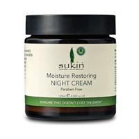 Sukin - Moisture Restoring Night Cream