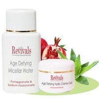Skin Revivals - Skin Revivals Age Defying Skin Care Duo (SR20 + SR21)