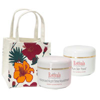 Skin Revivals - Extra Nourishing Duo (in jute flower bag)