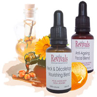 Skin Revivals - Facial Oil Set (Anti Ageing & Neck)