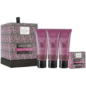Tangled Rose Luxurious Gift Set