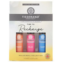 Tisserand Aromatherapy - Time to Recharge Roller Ball Collection