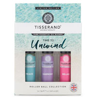 Tisserand Aromatherapy - Time to Unwind Roller Ball Collection