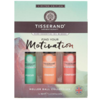 Tisserand Aromatherapy - Find Your Motivation