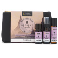 Tisserand Aromatherapy - Retreat Travel Kit
