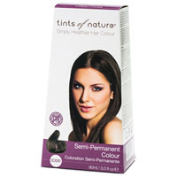 Tints of Nature - Semi-Permanent Colour - 3DBR Dark Brown