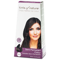 Tints of Nature - Semi-Permanent Hair Colour - 4MCB Medium Chestnut Brown