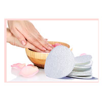Unbranded Nail Pampering Pads