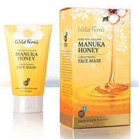 Wild Ferns - Manuka Honey Conditioning Face Mask