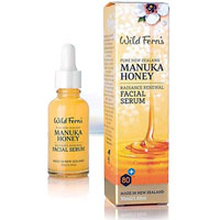 Wild Ferns Pure New Zealand Manuka Honey Radiance Renewal Facial Serum