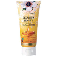 Wild Ferns - Manuka Honey Refining Facial Scrub