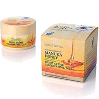 Wild Ferns - Manuka Honey Rebalancing Night Crème