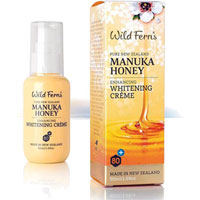 Wild Ferns - Manuka Honey Enhancing Whitening Cream